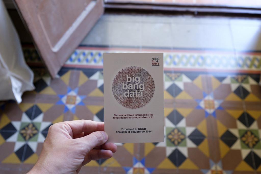 big bang data flyer