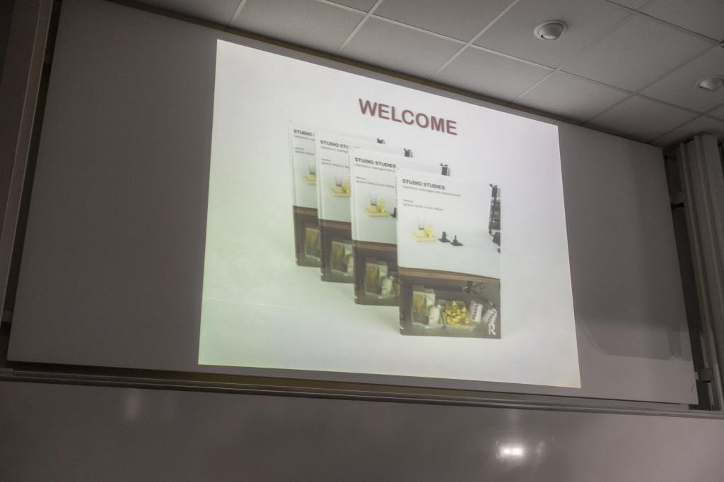 Welcome slide.
